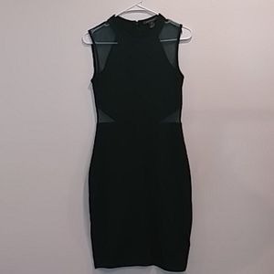 French Connection Panel Jersey Sleeveless Dress